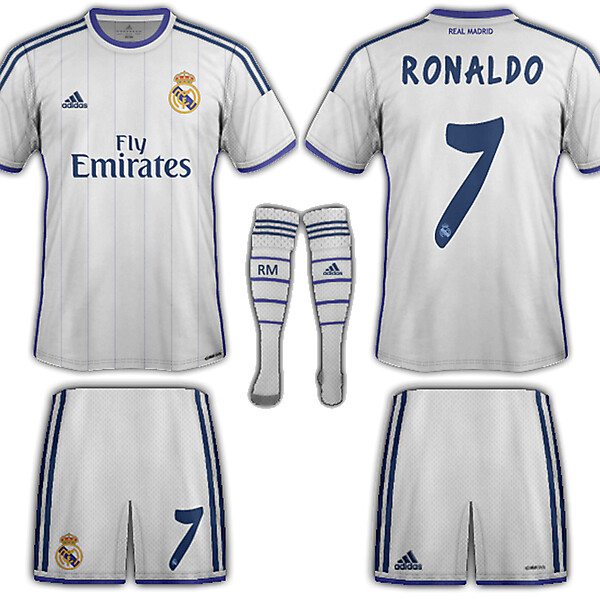 Real Madrid Fantasy home