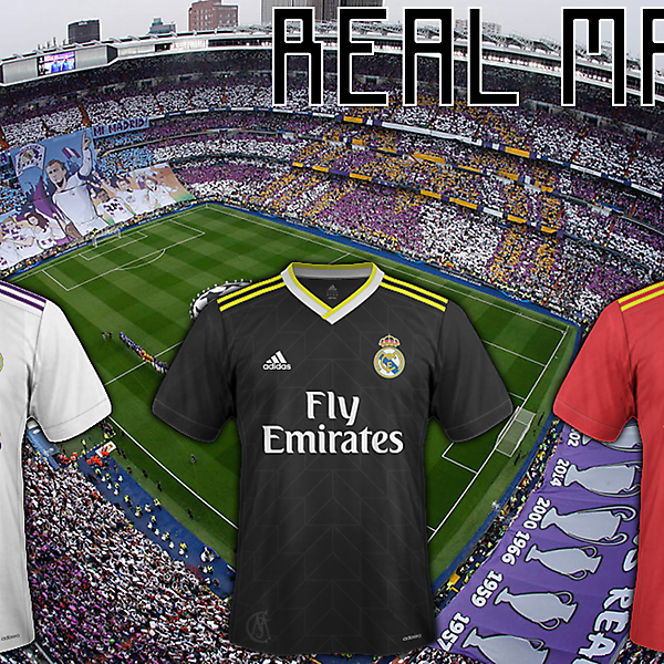 Real Madrid Fantasy Kit
