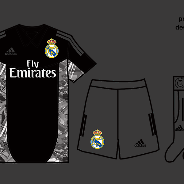 Real Madrid Kits Away 2017