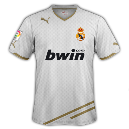 Real Madrid Puma 2