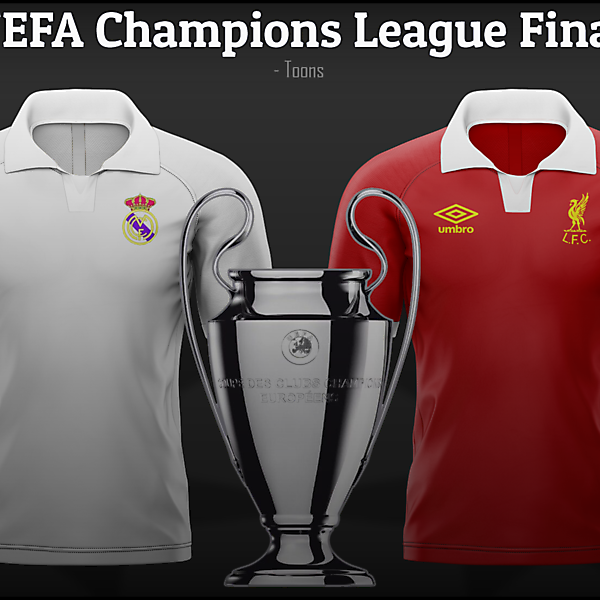 Real Madrid vs Liverpool FC