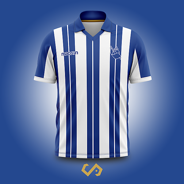 Real Sociedad Home Jersey