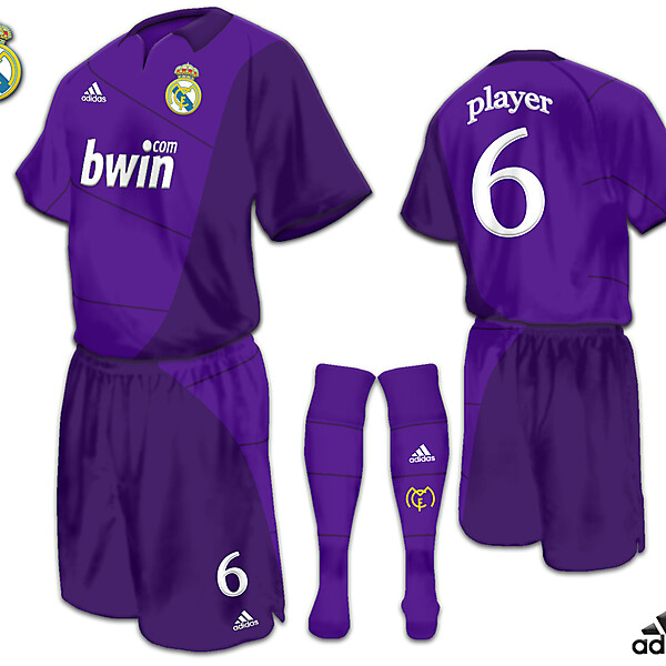 real madrid third fantasy