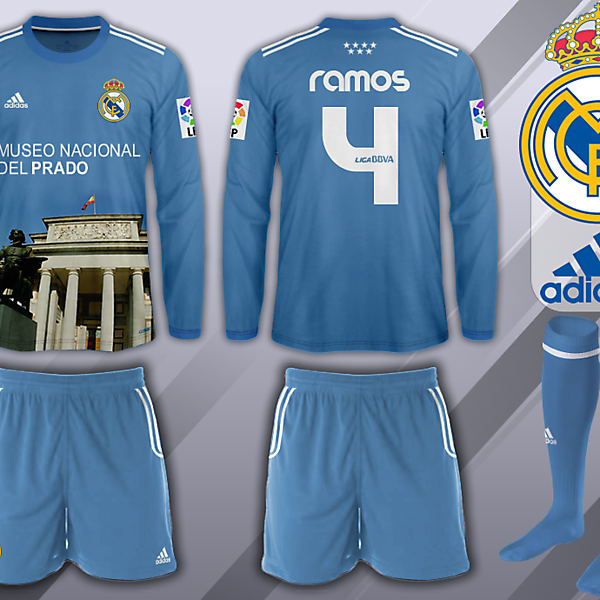 Real Madrid Fantasy Away Kit