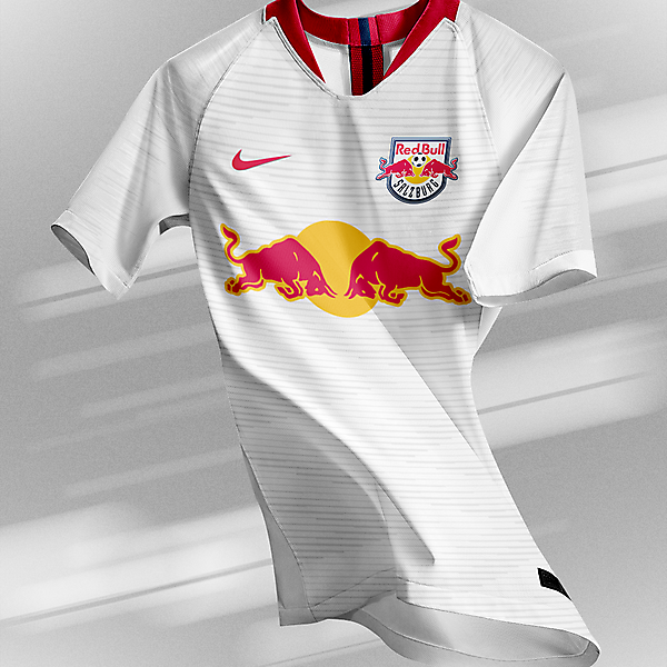 Red Bull Salzburg - Away Kit