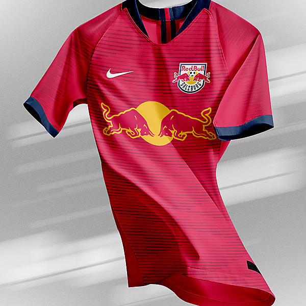 Red Bull Salzburg - Home Kit