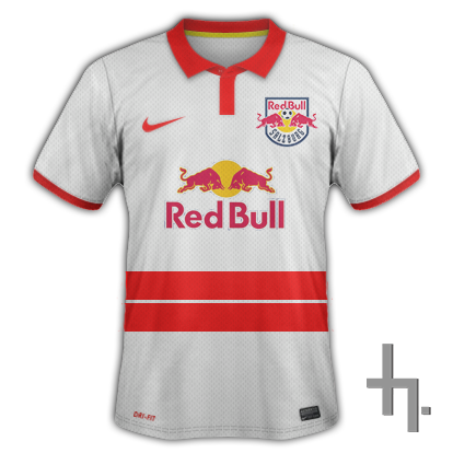 Red Bull Salzburg Home Kit.