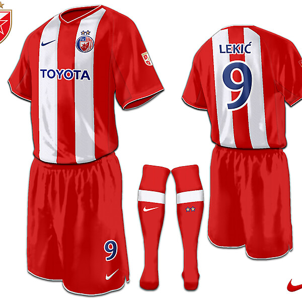 crvena zvezda (red star alternative fantasy)