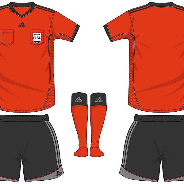 Adidas Fifa Referee Kit