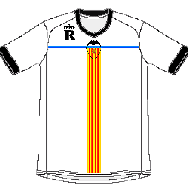 Rey Sport Design: Link between the Crest and the Shirt - Valencia