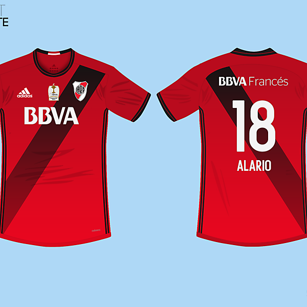River Plate | Away kit