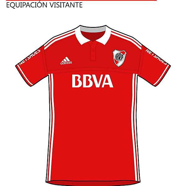 River Plate || Away Kit [Fantasy]