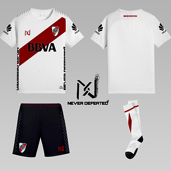 River Plate Fantasy Home Kit