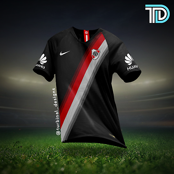 River Plate Nike Third Kit Concept
