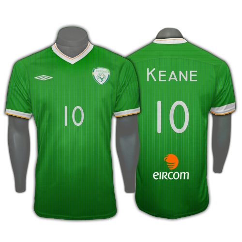 Republic Of Ireland Home