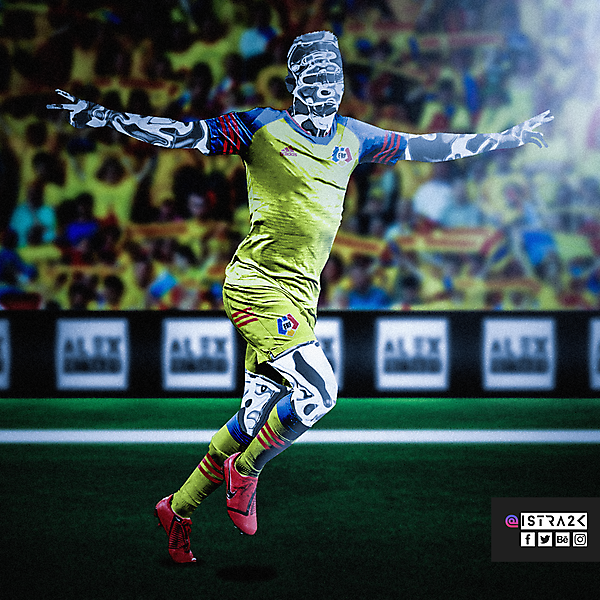 Romania X Adidas - Home / Photo Manipulation