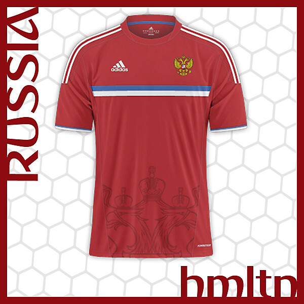 Russia World Cup kit