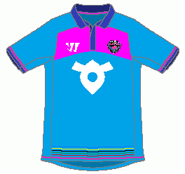 Sagan Tosu Warrior Home