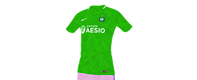 Saint-Étienne home kit