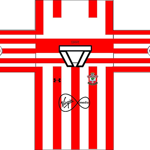Saints kit