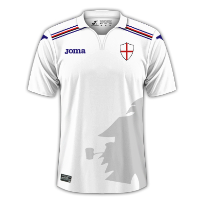 Sampdoria Away Fantasy