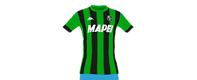 Sassuolo home kit