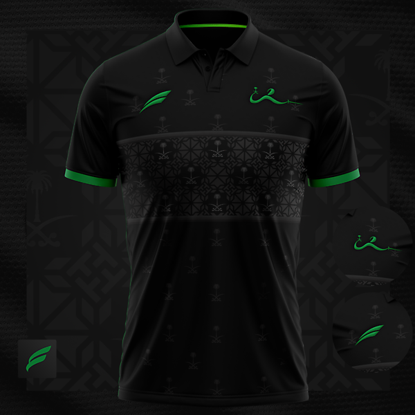Saudi Fencing  | polo t-shirt