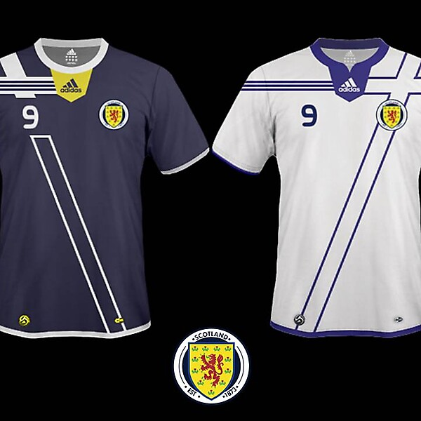 Scotland Home and Away