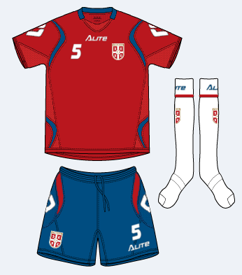 Serbia Alite Home Kit