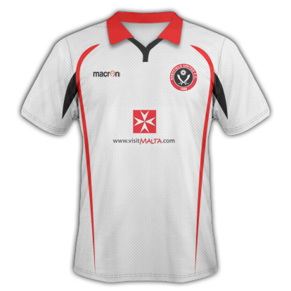 Sheffield United Away
