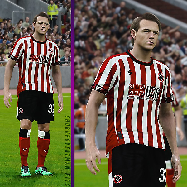 Sheffield United fantasy Home