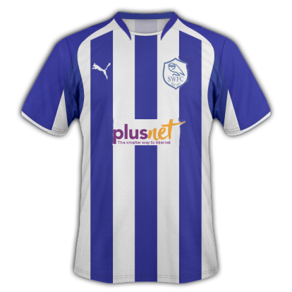 Sheffield Wednesday Home 2