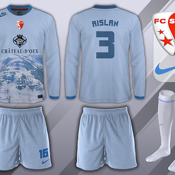 FC Sion Fantasy Away Kit