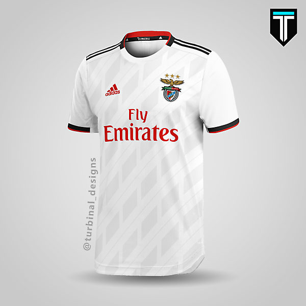 SL Benfica - Away Kit