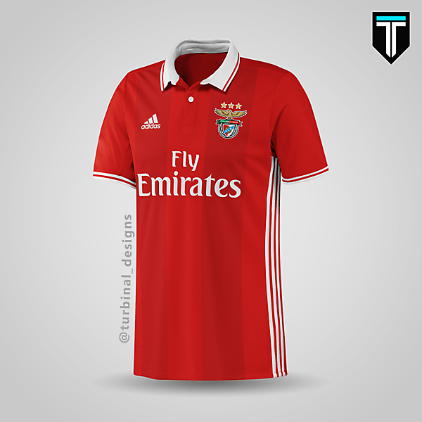 SL Benfica - Home Kit