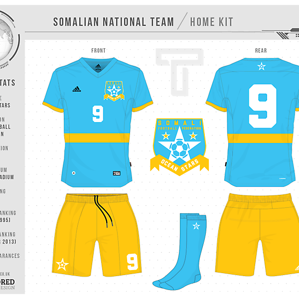 Somali FF Kit Redesign