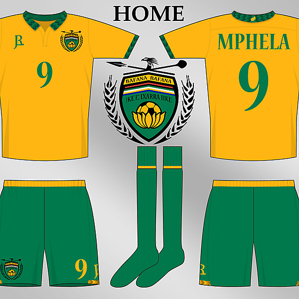 South Africa Home