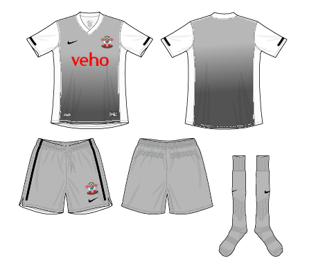 Southampton Away Kit