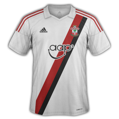 Southampton Third kit by VSync32