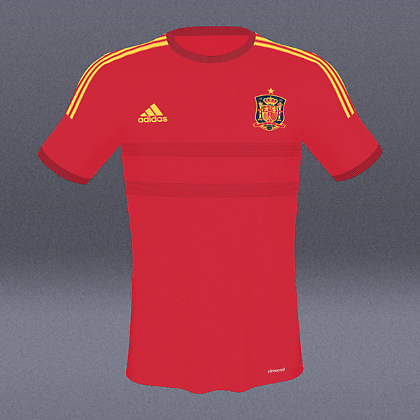 Spain 2018 Concept - Home