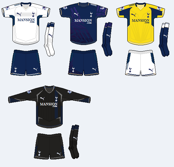 Tottenham Set