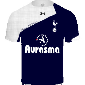 Tottenham kit designs