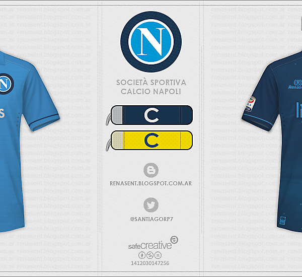 S.S.C Napoli | Home - Away