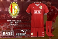 Standard Liege 2014-2015 Home Kit