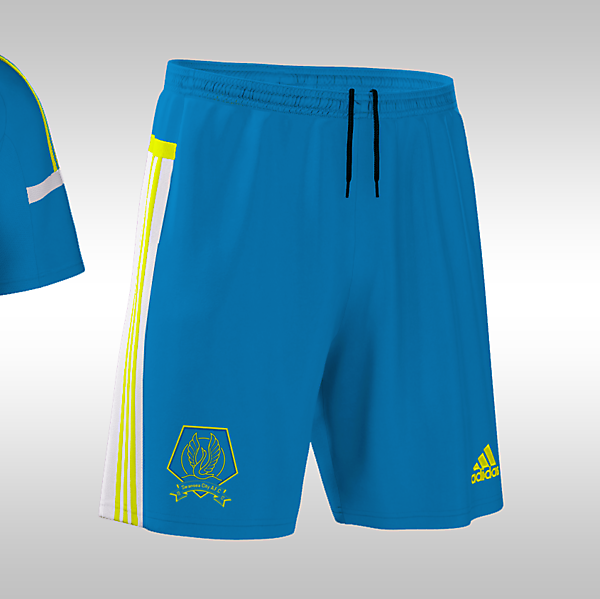 Swansea Away Kit Design