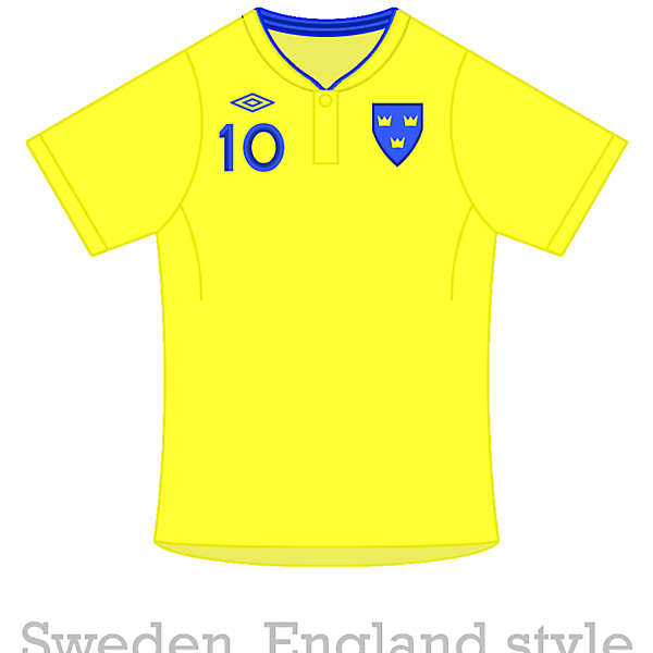 England / Sweden Template Switcheroo