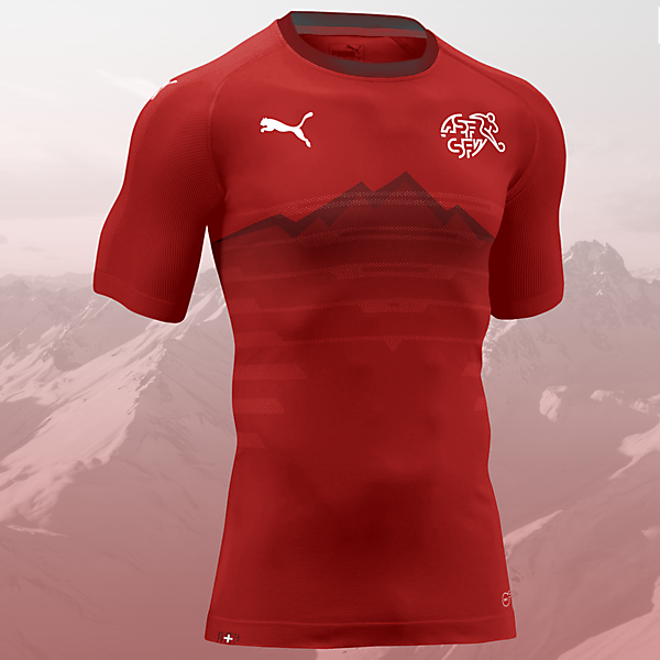 Switzerland x Puma / Home