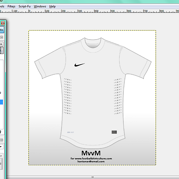 PSD TEMPLATE:Nike 2013-2014 Template (Top Only)