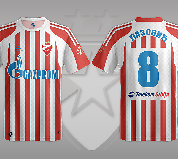 Red Star Fantasy Kit