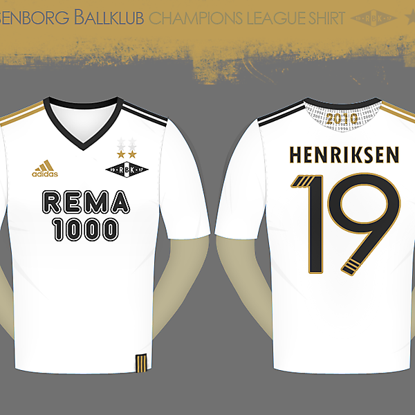 Rosenborg Home Shirt